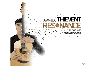 Jean-Luc Thievent - Resonance-En Duo Avec Michel Haumont - (CD)