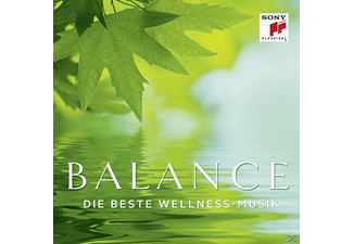 VARIOUS - Balance-Die beste Wellness-Musik - (CD)