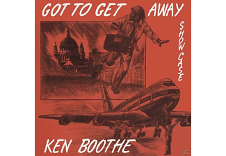 Ken Boothe - Got To Get Away - (CD)