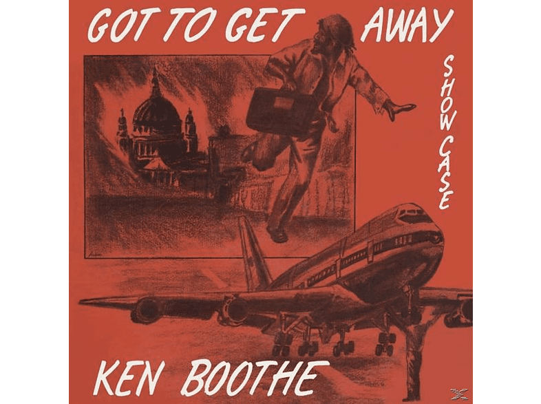 Ken Boothe - Got To Get Away [CD]