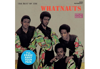 The Whatnauts - Best Of The Whatnauts (2CD) - (CD)