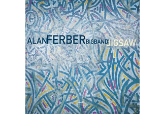 Alan Big Band Ferber - Jigsaw - (CD)