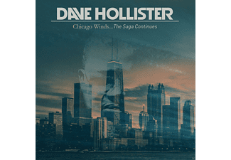 Dave Hollister - Chicago Winds the Saga Continues - (CD)
