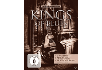 VARIOUS - Kings Of Blues - (DVD)