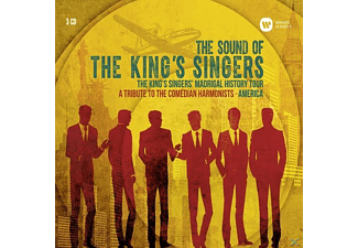 The King's Singers - The Sound of The King's Singers - (CD)