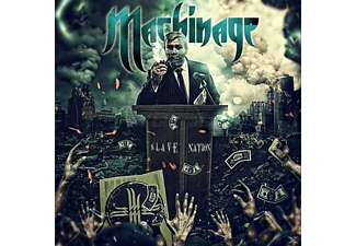 Machinage - Slave Nation - (CD)