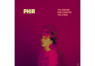 Phia - The Woman Who Counted The Stars EP - (CD)