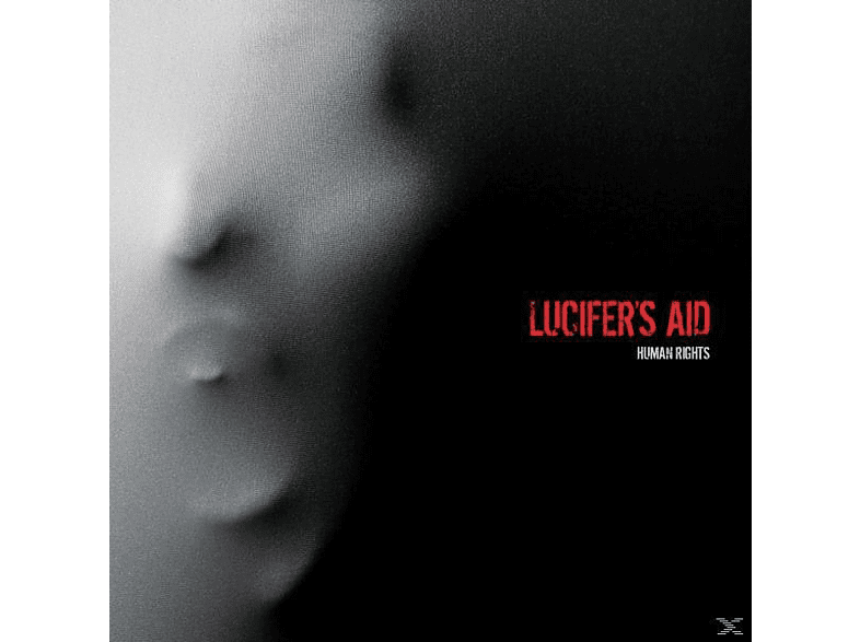 Lucifer's Aid - Human Rights [CD]