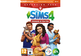 The Sims 4 Hundar & Katter (Code in a box) PC
