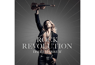 David Garrett - Rock Revolution (Limited DVD Fan Box) (CD)