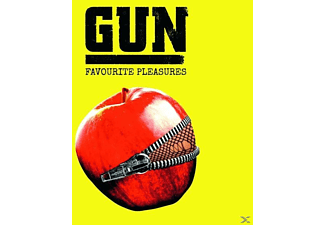 Gun - Favourite Pleasures (Vinyl) - (Vinyl)