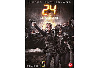 24 Seizoen 9: Live Another Day DVD
