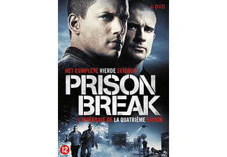 Prison Break Seizoen 4 DVD