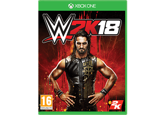 WWE 2K18 NL/FR Xbox One