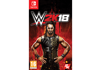 WWE 2K18 FR/NL Switch