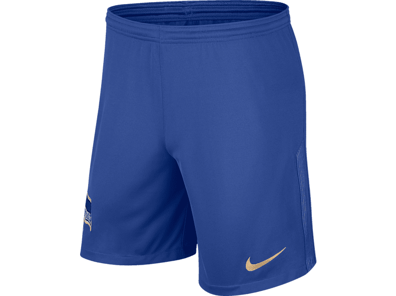 NIKE Hertha BSC Berlin Short, Blau/Gold,