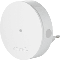 SOMFY 2401495 Repeater, Weiß
