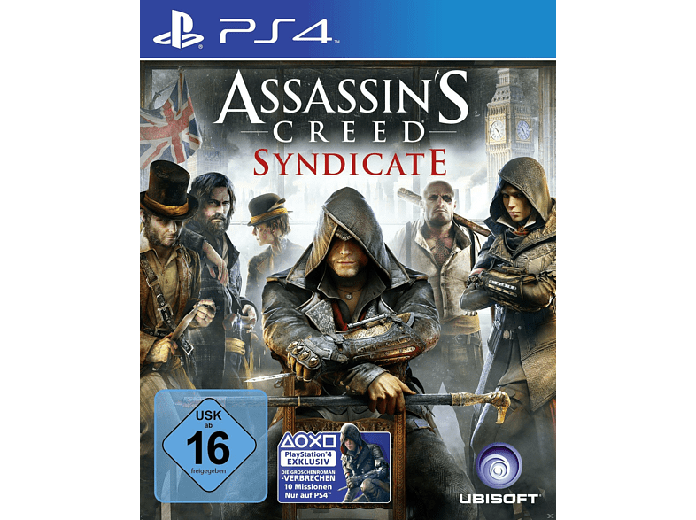 Assassin's Creed Syndicate [PlayStation 4]