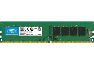 CRUCIAL 8GB DDR4 2400 MT S PC4 19200 CL16 DR X8 UNBUFFER Ram