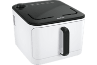 TEFAL FX10A1 Fry Delight Initial Fritteuse, Weiß/Schwarz