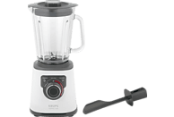 KRUPS KB4031 Perfect Mix Standmixer Edelstahl (1200 Watt, 1.5 l)