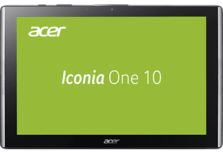 ACER Tablet Iconia One 10 B3-A40 16GB, schwarz (NT.LDUEG.001)