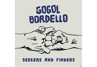 Gogol Bordello - Seekers And Finders - (Vinyl)