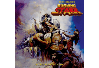 Jack Starr's Burning Starr - Stand Your Groud - (CD)