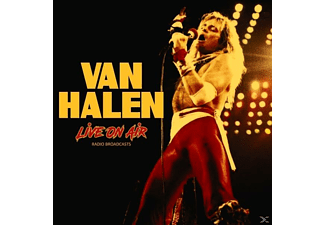 Van Halen - Live On Air - (Vinyl)