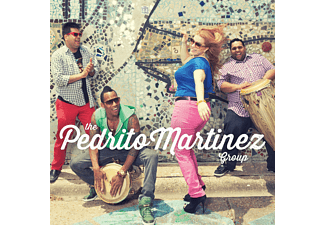 The Pedrito Martinez Group - THE PEDRITO MARTINEZ GROUP - (CD)