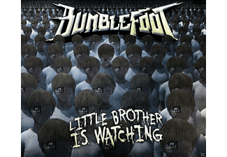 Bumblefoot - Little Brother Is Watching - (CD)