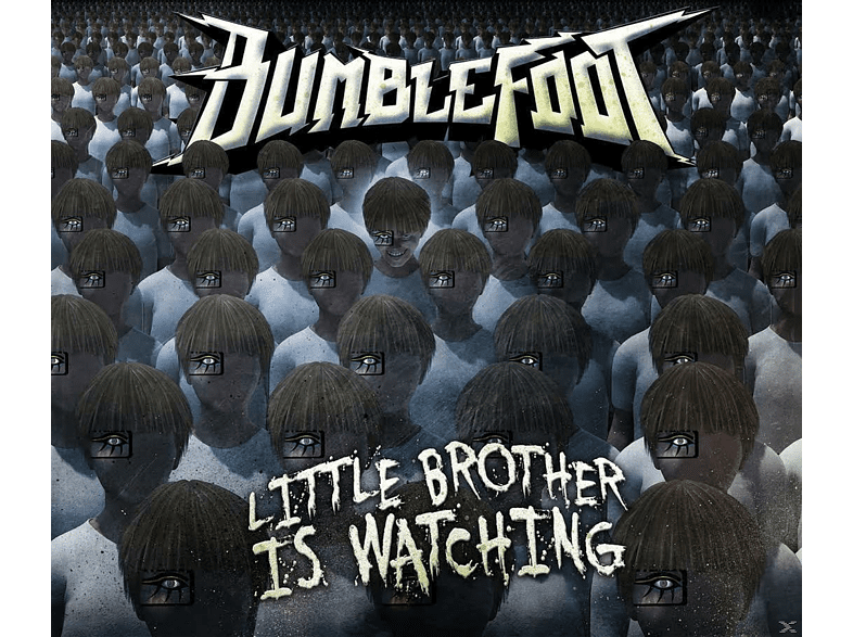 Bumblefoot - Little Brother Is Watching [CD]