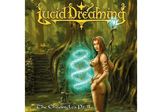 Lucid Dreaming - The Chronicles Pt.II - (CD)