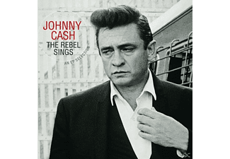 Johnny Cash - Rebel Sings-An EP Selection - (Vinyl)