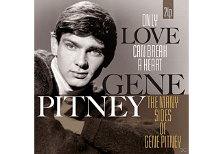 Gene Pitney - Only Love Can Break A Heart/Many Side Of Gene Pitn - (Vinyl)
