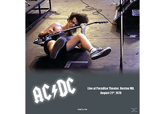 AC/DC - Paradise Theater Boston MA August 21st 1978 - (Vinyl)