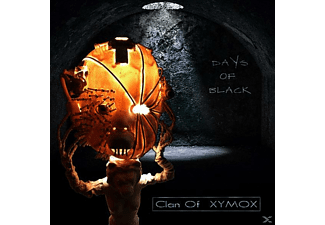Clan Of Xymox - Days Of Black (Lim 180g Transparent Vinyl) - (Vinyl)