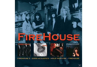 Firehouse - 3/Good Acoustics/Hold Your Fire/Firehouse - (CD)