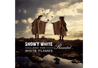Snowy & The White Flames White - Reunited - (CD)