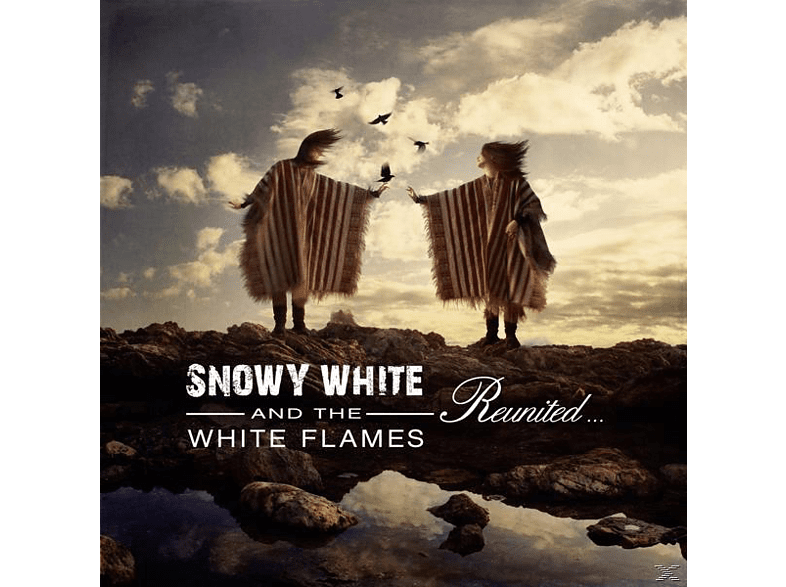 Snowy & The White Flames White - Reunited [CD]