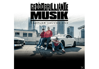 Geddobrilliante Musik - Geddobrilliantemusik Sampler-Vol.1 - (CD)