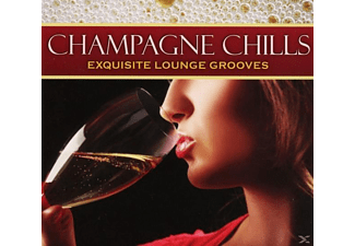 VARIOUS - Champagne Chills - (CD)