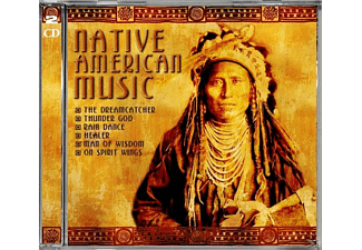 VARIOUS - Native American Music - (CD)