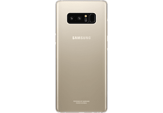 SAMSUNG Clear Cover för Note8 N950 - Transparent