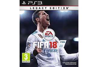 FIFA 18 Legacy Edition NL/FR PS3