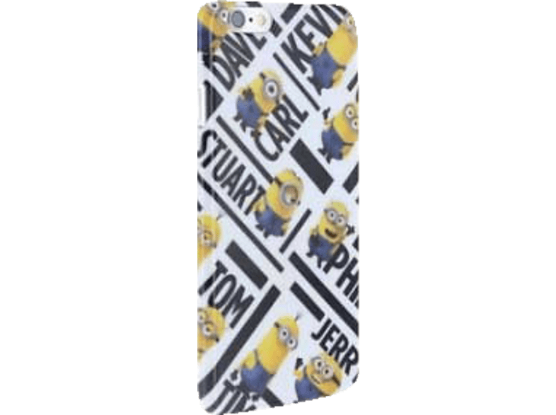 HAMA Minion Names Backcover Apple iPhone 6, iPhone 6s Kunststoff Blau/Gelb/Schwarz/Weiß