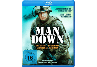 Man Down - (Blu-ray)