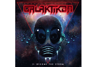 Brendon Small - Galaktikon II: Become The Storm - (CD)