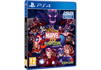 Marvel vs. Capcom: Infinite (PlayStation 4)