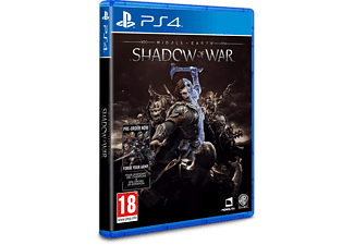 Middle-earth: Shadow of War (PlayStation 4)